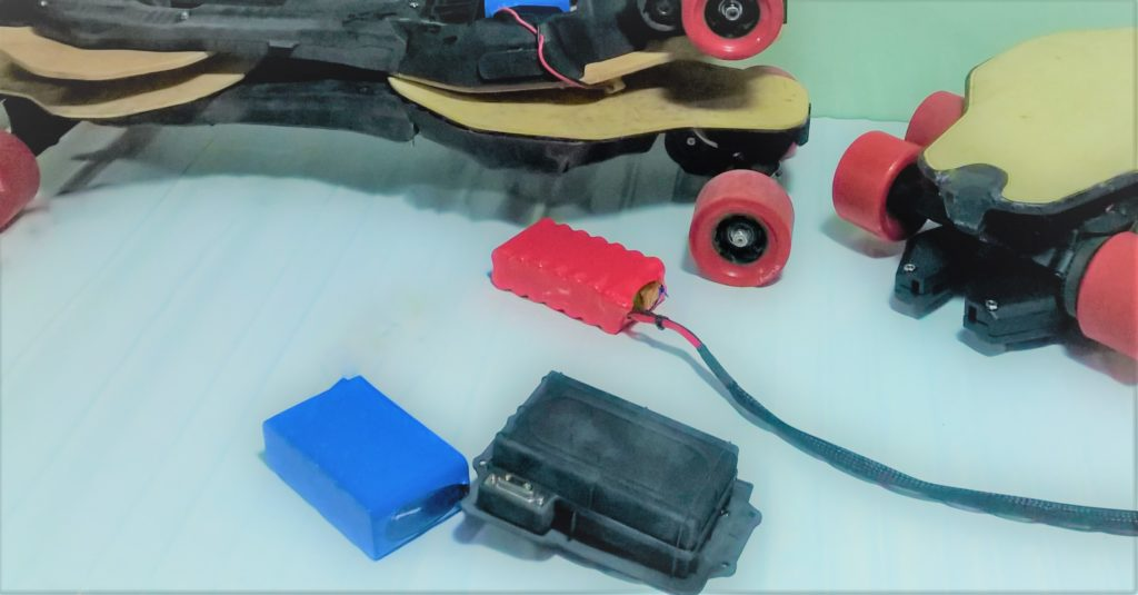 The Swappable Battery