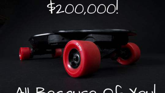 Funded-$200,000