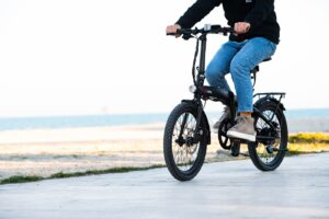 how to ride an electric bike the right way