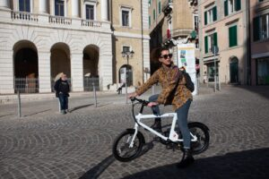 touring europe with an ebike