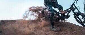 electric mountain biker where to ride