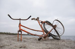 disguising your bike as dirty to deter bike thieves