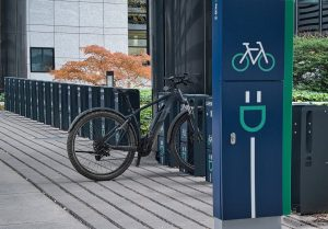 ebike charging station