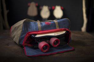 linky electric longboard backpacks