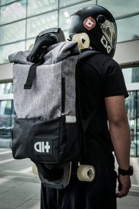 alterbags backpacks for electric longboards