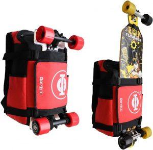 goride electric longboard backpacks